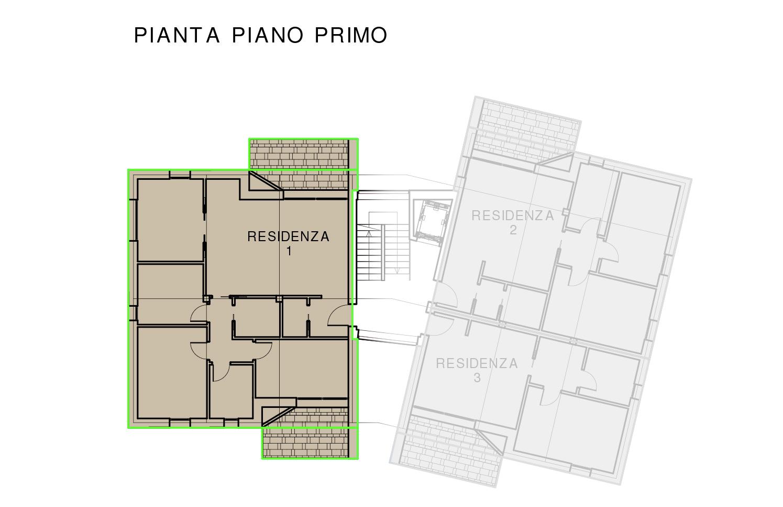 Appartamento 1 – Residenza Margherita