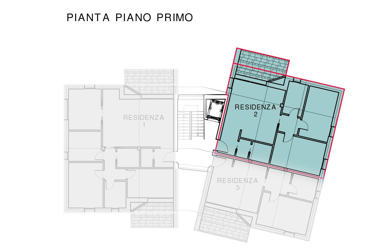 Appartamento 2 – Residenza Margherita