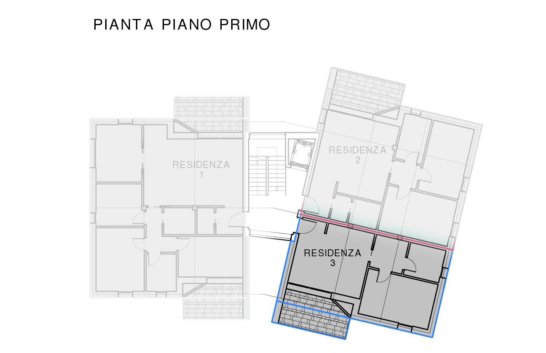 Appartamento 3 – Residenza Margherita