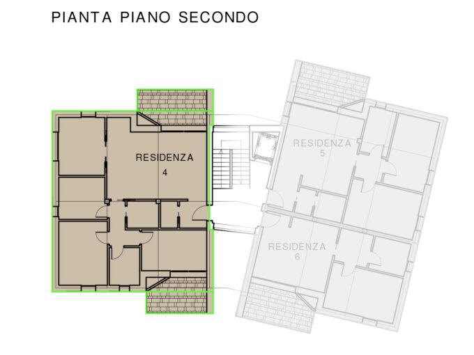 Residenza Margherita App 4