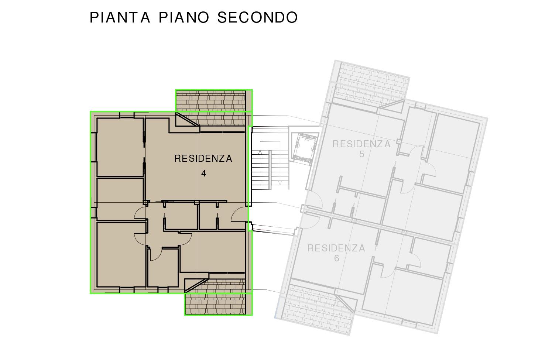 Appartamento 4 – Residenza Margherita
