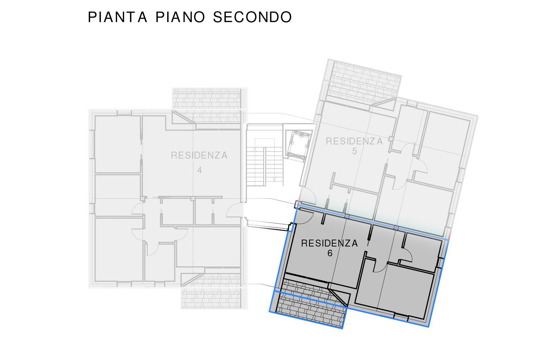 Appartamento 6 – Residenza Margherita
